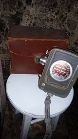Vintage Bell & Howell Magazine Camera with case in The Woodlands, Texas