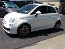 2013 FIAT SPORT 500 in Camp Pendleton, California