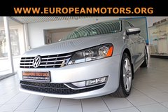 15 VW Passat SEL Sedan, big Navi, Prem.Sound & Leather, 15k mls, 1 owner, like NEW! in Spangdahlem, Germany