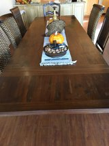 Dining Room Table and Seven Chairs in Temecula, California