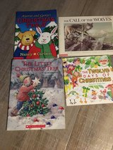 Christmas books in Okinawa, Japan