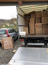LOCAL MOVERS AND TRANSPORT PICK UP AND DELIVERY in Wiesbaden, GE