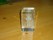 jesus hologram paperweight in Batavia, Illinois
