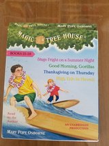 Magic tree house audio CD in Okinawa, Japan