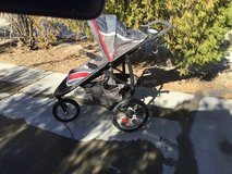 Graco jogging stroller in 29 Palms, California