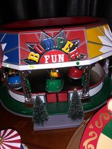 Dept 56 Bumper Car Fun in Joliet, Illinois