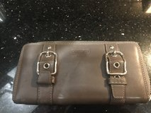 Coach zipper wallet in Houston, Texas