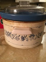 Large Rival crockpot in good condition in Lawton, Oklahoma