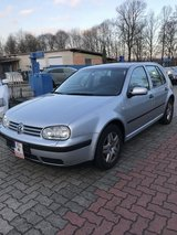 VW Golf Automatic, Heated Seats in Ramstein, Germany