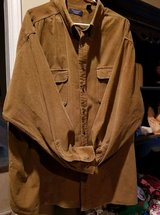 Mens Size 3X Roundtree & York Brown Shirt NEW in Leesville, Louisiana