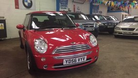 STYLISH   RED 2006 MINI in Lakenheath, UK