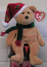 "REDUCED - Ty Beanie Baby ""Holiday Teddy"" in Lakenheath, UK"