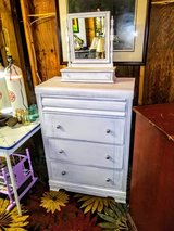 Ethan Allen mirror dresser in Cherry Point, North Carolina