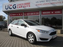 '17 Ford Focus S Automatic 6500 miles in Spangdahlem, Germany