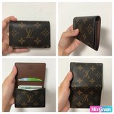 Authentic Louis Vuitton Card Holder (Unisex) in Okinawa, Japan