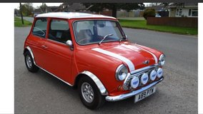 road worthy classic mini WANTED!!! in Lakenheath, UK