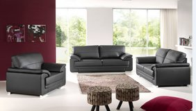 United Furniture - Vitto - Sofa + Loveseat + Chair - also in other colors - price includes delivery in Stuttgart, GE