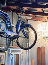 Antique Bicycles that fly? Thriftology in Cherry Point, North Carolina
