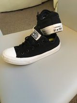 Boys Black Converse in Lakenheath, UK