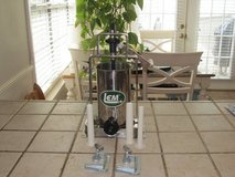 Lem 606 5 Pound Stainless Steel Vertical Sausage Maker in Beaufort, South Carolina