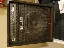 Fender Bass Amp - 60 watt - with amp stand - NICE! in Byron, Georgia