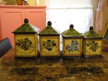 Kitchen Canisters in Fort Leonard Wood, Missouri