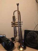 Bach trumpet in Houston, Texas