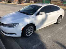 2015 Chrysler 200C in Bolling AFB, DC