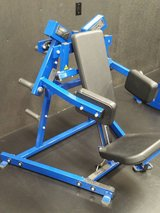 Weights gym shoulder machine in Lake Elsinore, California