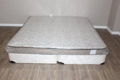 King size mattress- Hampton and Rhodes HR100 in Spring, Texas