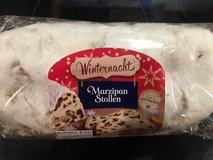From Germany Marzipan Stollen in Fort Polk, Louisiana