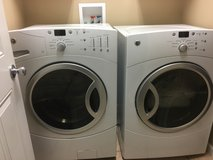 Washer and dryer as is in Fort Leonard Wood, Missouri