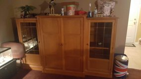 3 piece Entertainment Cabinet in Naperville, Illinois