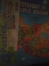 4 puzzle set in Beaufort, South Carolina