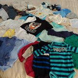 baby boy clothes lot in Chicago, Illinois