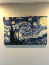 3 piece Starry Night in Camp Pendleton, California