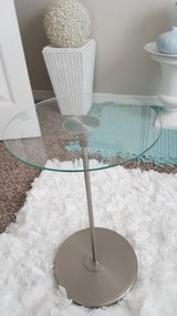 Modern side table in Fort Carson, Colorado