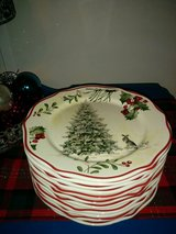 BH&G Heritage Christmas Plates - Set of 12 in Cherry Point, North Carolina