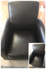 Faux Leather Chair in Naperville, Illinois