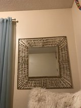 Mirror in Fort Campbell, Kentucky