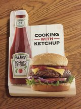 Heinz 57 Cooking with Ketchup Cookbook (Hardback) in Naperville, Illinois