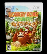 Donkey Kong Country Return (Wii) in Biloxi, Mississippi