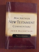 MacArthur New Testament Commentary (Philippians) in Westmont, Illinois