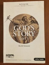 God's Story part 1 in Westmont, Illinois