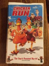 Chicken Run - VHS in Chicago, Illinois