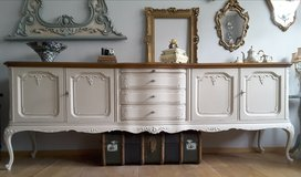Vintage Shabby Chic Sideboard in Ramstein, Germany