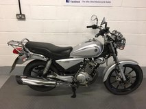 Yamaha ybr 125 custom 2012 Only 3885 miles Years mot Full service history in Lakenheath, UK