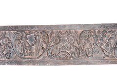 Antique Two Color Vintage Headboard Kamasutra Wall Hanging Sculpture Decor in Birmingham, Alabama