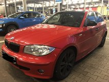 BMW 118d *Navigation*Euro green*Manual in Ramstein, Germany