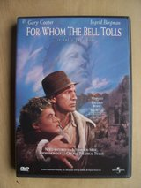 DVD Movie:  For Whom the Bells Toll in Ramstein, Germany